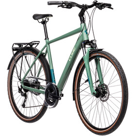 Cube Touring EXC, groen